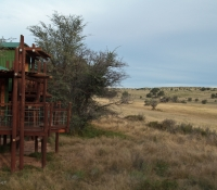 Urikaruus Wilderness camp, Kgalagadi