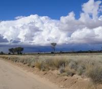Kgalagadi clouds